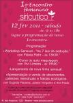 "1º Encontro feminino na loja ""Siricutico"" 10/02/11"